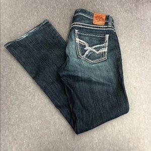 Big Star Hazel Curvy Fit Jeans 30